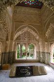 Alhambra i granada — Stockfoto