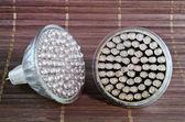 LED light bulbs — Stock Photo