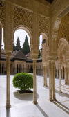 The Alhambra in Granada — Stock Photo