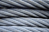 Steel cable — Stock Photo