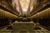 Catedral de sevilla — Foto de Stock