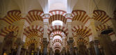 The mosque Cathedral of Cordoba — Stock Photo