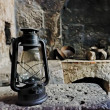 An old oil lamp — Stock Photo #25424595
