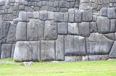Sacsahuaman no peru — Fotografia Stock