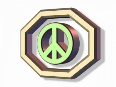 Peace sign — Vidéo