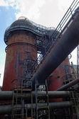 Metallurgical industry — Stock Photo