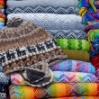 Peruvian wool — Stock Photo