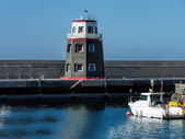 Lighthouse of lanzarote — Stockfoto