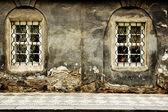 2 windows — Stockfoto