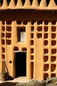 African facade — Stock Photo