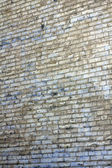 Brick aged wall — Foto Stock