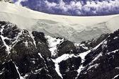 Alaska, hoge bergen — Stockfoto