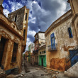 Havana, old city — Foto Stock