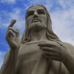 Jesus Christ monument — Stock Photo