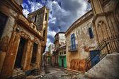 Havana, eski şehir — Stok fotoğraf