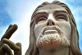 Jesus Christ statue — Stock Photo