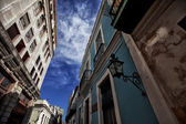 Old buildings in Havana — Stock Photo