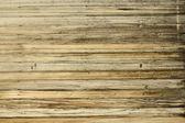 高齢者の木製の壁のパターン — ストック写真