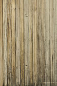 Aged wooden wall pattern — Stock Photo