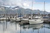 Seward, alaska — Foto Stock