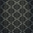 Royalty-Free Stock Photo: Black vintage background