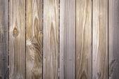 Valla de madera vertical — Foto de Stock