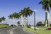 Traditional community in Naples, Florida — Stock Photo