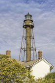 The historic Sanibel Island Lighthouse in Florida — Stock Photo
