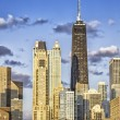 Stock Photo: Downtown of Chicago
