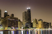 Downtown Chicago Magnificent Mile — Stock Photo