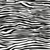 Zebra seamless pattern — Stock Photo