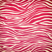 Zebra seamless pattern — Stock Photo