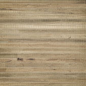 Wood plank with string — Stock Photo
