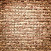 Interior design - brick wall — Stock Photo