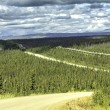 Dalton Highway in Alaska — Stock Photo #30748375
