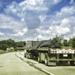 Oversize truck — Stock Photo #30749271