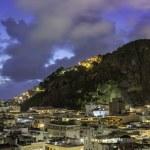 Rio de Janeiro by night — Stock Photo
