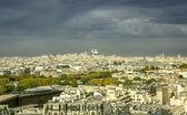 вид парижа, франция — Стоковое фото