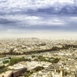 Aerial panorama of Paris, France — Stock Photo #35144531