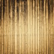 Wooden fence with vignette — Stock Photo