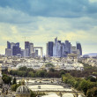 View of business district La Defence in Paris — Stock Photo #38278551