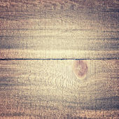 Old wooden knotty background — Stock Photo