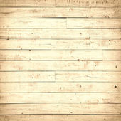 Horizontal wooden floor pattern — Stock Photo