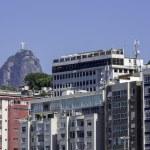 Christ the Redeemer over Rio de Janeiro, Brazil — Stock Photo #42374745