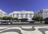 Copacabana Palace Hotel in Rio de Janeiro — Stock Photo