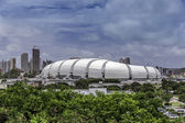 Arena das Dunas soccer stadium in Natal city, Brazil — ストック写真