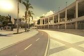Entrance to Maracana football soccer stadium in Rio de Janeiro — Foto de Stock