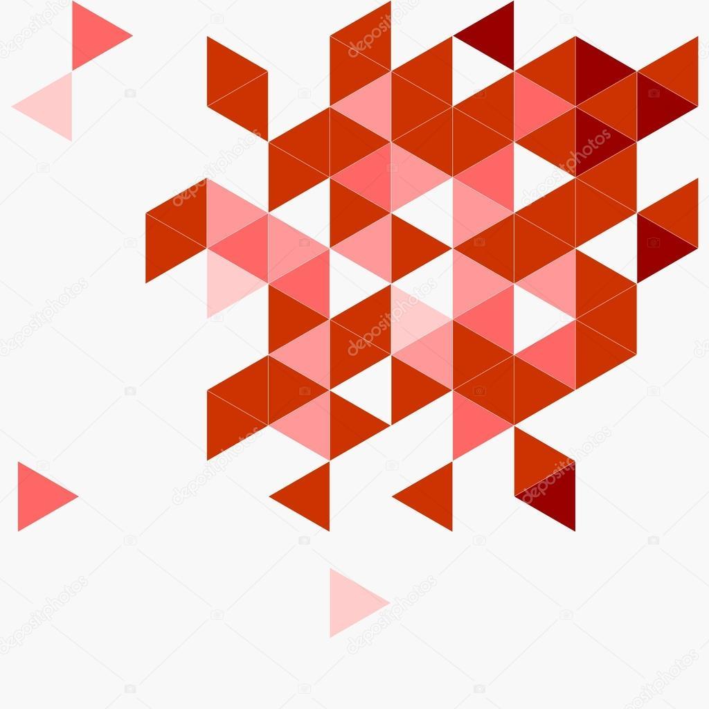 fond rouge  gris et rose vector avec un espace vide pour