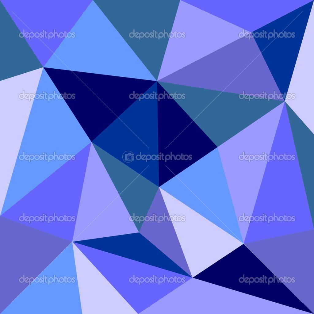 Triangle Vector Background Ou Transparente Motif Gris Bleu Blanc Et Marine Surface Plane