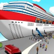 Cruise Liner — Stock Photo #13442599